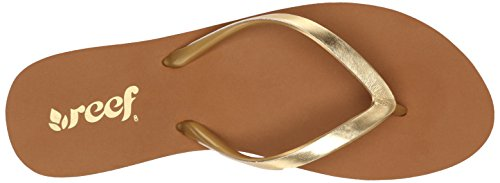 Reef Star Gazer Synthétique Tongs gold