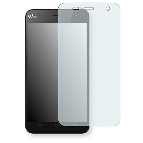 DISAGU Specchio protezione di display per Wiko Bloom - (effetto di specchio, montaggio molto facile, (Bloom Specchio)