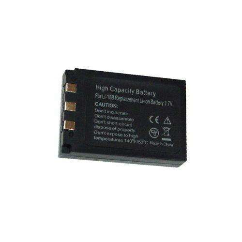 BA5I5 Selection Lithium-Ionen Akku - 900mAh - für Olympus Stylus 300   400   410 Digital   C-50 Stylus 300 Digital-batterie