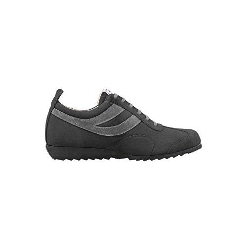 Chaussures Lacées - 2885-roma-sueu New Charcoal Grey-GreyMn