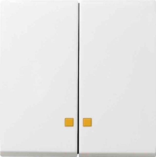 GIRA 0631 26 Aluminio interruptor de luz - Interruptores de luz (Botones,...