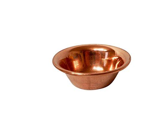 Copper Garden Kupferschale mit 11,7 cm Durchmesser - vielseitig verwendbar