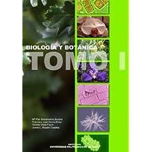 Biología y Botánica. Tomo I