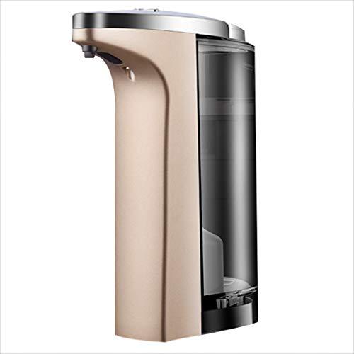 Dispensador de jabón automático Dispensador de jabón líquido infrarrojo Desinfectante de manos inteligente automático Dispensador de jabón sensor sin contacto Dispensador de líquido antibacterial