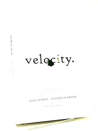 Portada del libro Velocity, The Seven New Laws for a World Gone Digital
