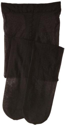 Country Kids Mädchen Strumpfhose, Sheer Tight, GR. 152 (Herstellergröße:12-15 Years), Schwarz (Black)