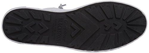 Blackstone JM13, Herren Hohe Sneakers Weiß (White)