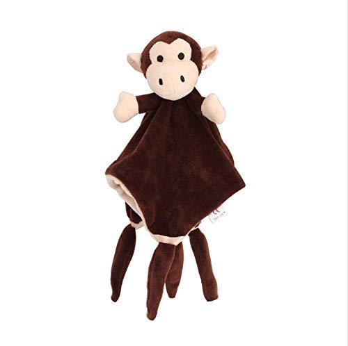 Atmny Nfant Schaf Kleinkind Geschenk Neugeborenen Spielzeug Tröster Plüsch Decke Deckt Weiche Puppe -