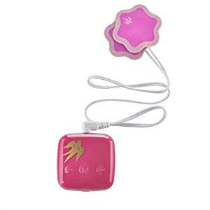 massage for roses: 8Eninine Dysmenorrhea Pain Killing Instrument Women Massage Tool Period Pain Rel...