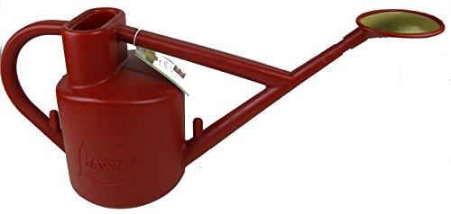 Haws V119 - Regadera, color rojo