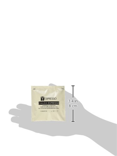 Yespresso Cialde Carta Ese 44 Espresso - Confezione da 100 Pezzi