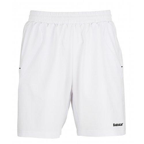 BABOLAT Match Core Pantaloni Uomo, Bianco, L