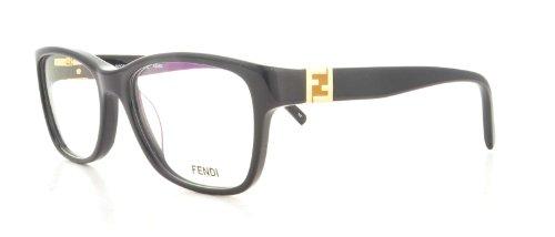 Occhiali da vista montatura donna woman eyeglasses fendi mod 1011 nero black