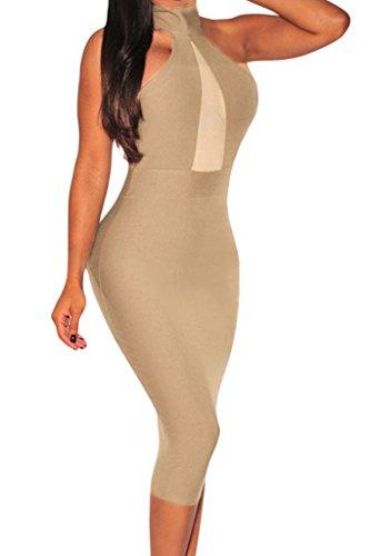 DOKOTOO-Womens-Body-Con-Dress