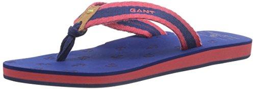Gant - St Bart, Sabot Donna Blu (Blau (indigo blue  G68))