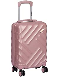 Killer ABS Hardsided Trolley Bag/Suitcase - 18 Inch (Spear-Rose Gold)