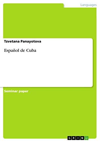 Español de Cuba