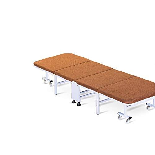 ZMXZMQ Klappbett Einzelgröße, Nickerchen Lounge Sessel, Dual