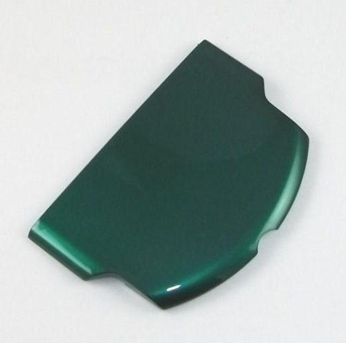 Ersatz Akku Cover Akkudeckel Protector Tür Rückseite für Sony PSP 2000200120022003200430003001300230033004(grün) (Tür Psp-akku)
