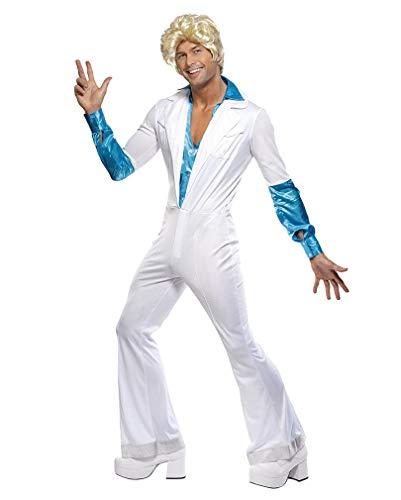 54 Studio Kostüm - Siebziger Jahre Disco Man Kostüm
