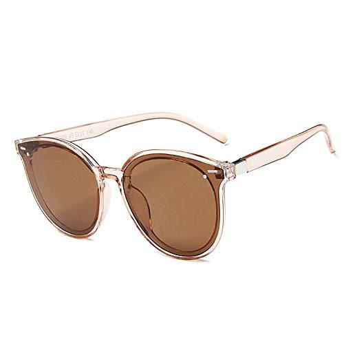 HYDYH SonnenbrillenKlassische ovale Frauen Sonnenbrillen weiblichen Luxus Kunststoff Sonnenbrille Mode Brillen-in Damen Sonnenbrillen von Bekleidung Accessoires, schwarz grau