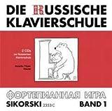CD´s zur Ausgabe: DIE RUSSISCHE KLAVIERSCHULE BAND 1 - arrangiert für Klavier - Komponist: NIKOLAJEW ALEXANDER - 2 CDs