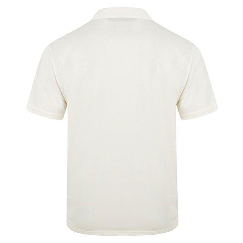 GabicciHerren Poloshirt, Einfarbig Gelb - Cremefarben