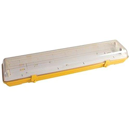 Preisvergleich Produktbild 2 X 18W-NCF-Notfall - 110 V Glühlampen Notfall - 2 X 18W-NCF-Notfall - 110 V,  Tiefe: IP / NEMA Schutzklasse: IP65,  Länge: 665 mm,  Breite: 155 mm