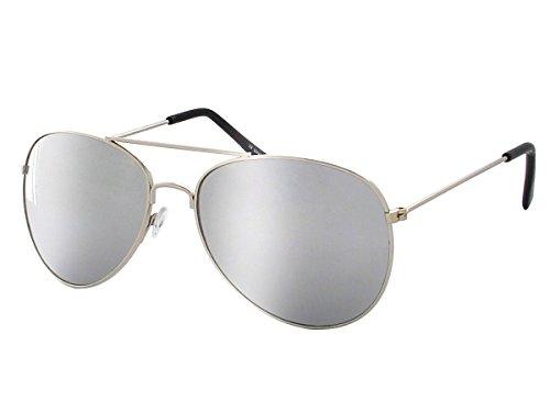 70er 80er Jahre Retro Sonnenbrille Pornobrille Piloten brille Viper Sonnenbrillen V-705bs,...