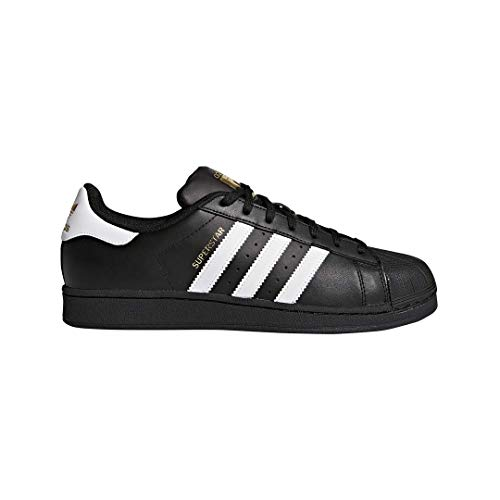 Adidas Originals Schuhe (adidas Originals Superstar Foundation Herren Sneakers, B27140, Schwarz (Core Black/Ftwr White/Core Black), EU 40 2/3)