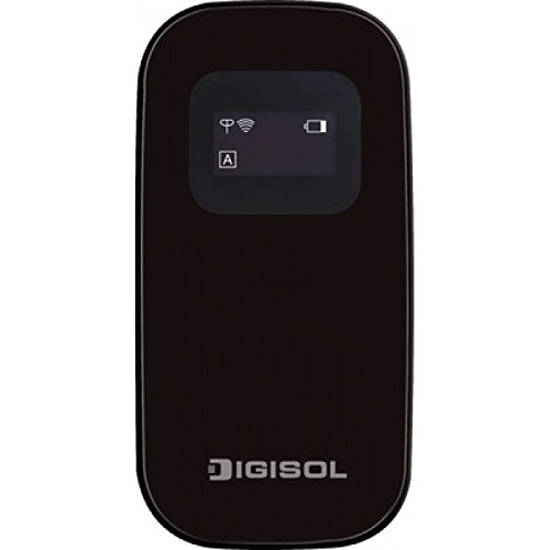 Digisol DG-HR1060MS N150 Wireless 3G MiFi Broadband Router  available at amazon for Rs.2080