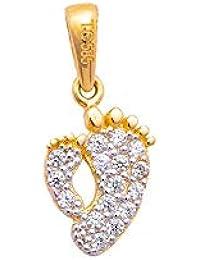 375 Gelbgold Buchstabenanhänger Anhänger ca 8mm Buchstabe E glänzend 9Kt GOLD