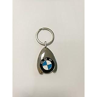 Original BMW Schlüsselanhänger mit Einkaufschip