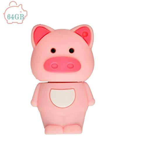 Folowe - mini chiavetta usb 2.0 a forma di maialino