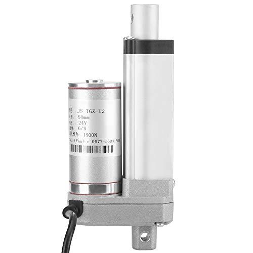 Linearantrieb, Maximaler Hochleistungsmotor-Hub-Hub-Elektromotor Dcs 12V 140Kg FüR Medizinisches Auto-Auto(50mm)
