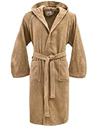 Bassetti Bathrobe Dressing Gown Bath Towelling Robe Men s Women s Super Soft 92272fc52