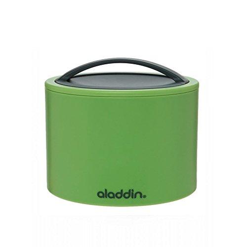 Aladdin 10-01134-002 Bento Boite Repas Double Paroi 0,60 L Vert
