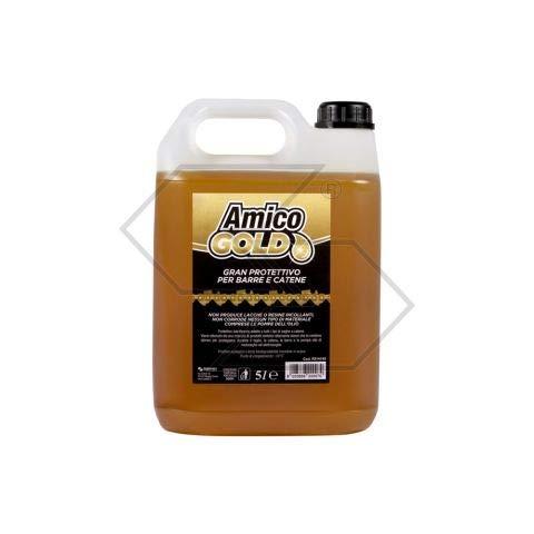 Amico Gold Olio Protettivo per Catene Lt.5