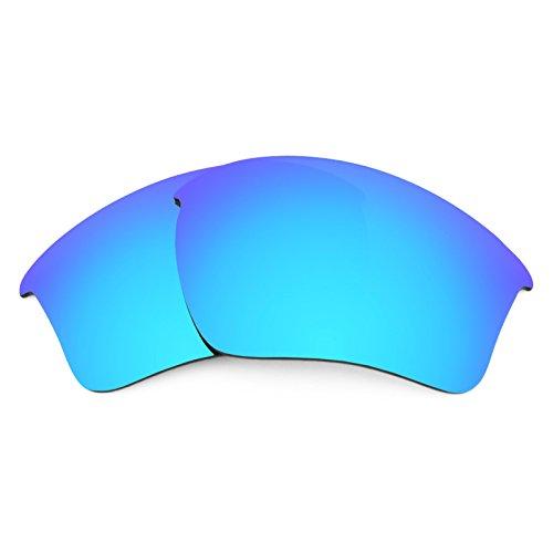 Revant Ersatzlinsen für Oakley Half Jacket 2.0 XL Eisblau MirrorShield®