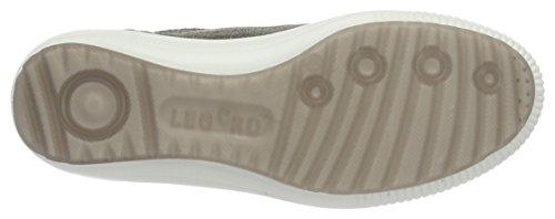 Legero Tanaro Damen Sneakers Grau (Taupe 38)
