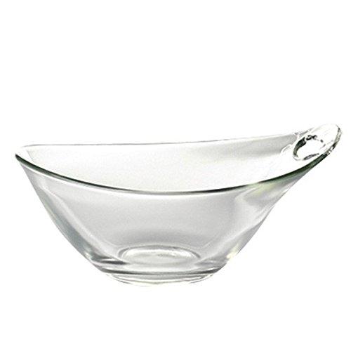 Cuenco de cristal de Borgonovo de 12cm–juego de 6–con Ma