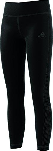adidas Mädchen Training Mesh Tights, Black, 140 (Adidas Mesh Leggings)