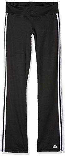 adidas Performance Damen Trainingshose schwarz L (Performance Hosen Adidas)