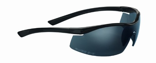 Swiss Eye Sportbrille F-18, rubber black, 40241