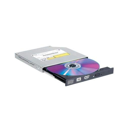 LG GTC0N 8X Internal Slim 12,7mm SATA DVDRW Optical Laptop Drive, 24x CD-R, M-Disc, OEM, Dual Layer schwarz