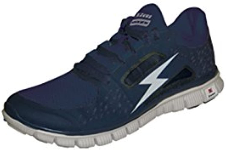 Zeus Hermes Herren Schuhe Training Walking Schuh Relax Blau