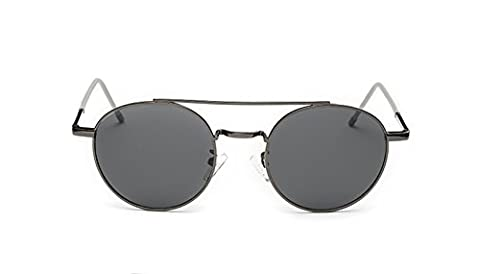 Oath_song Damen Sonnenbrille Beige Grey+grey