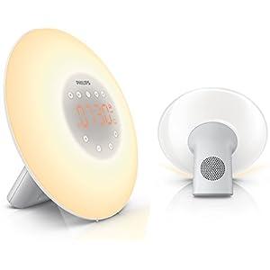 Beste Lichtwecker: Philips Wake-up Light HF3505