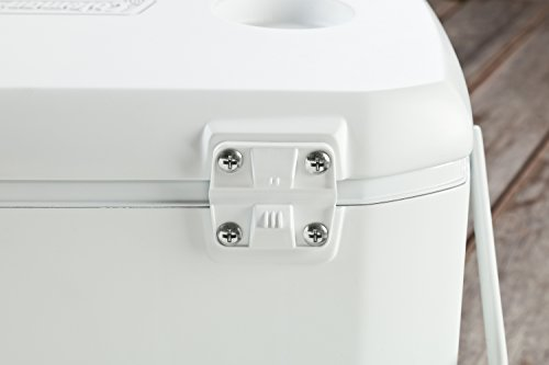 Coleman Xtreme Marine 28QT Cooler Box - White, Small 2