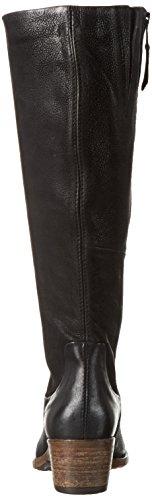 Mjus 284312-0301-6002, Bottes hautes avec doublure froide femme Noir - Noir
